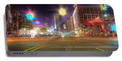 Woodward Ave Detroit Mi Portable Battery Charger