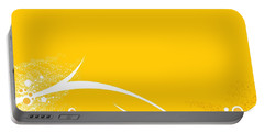 Yellow Twigs Portable Battery Charger