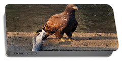 Portable Battery Charger featuring the photograph Young And Proud by Cheryl Baxter