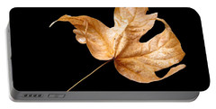 Portable Battery Charger featuring the photograph . . Autumn Dance. . by I'ina Van Lawick