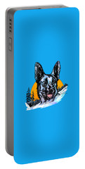 Alsatian Portable Battery Charger
