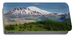 Castle Lake And Mt. St. Helens Portable Battery Charger