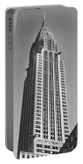 Chrysler Building Portable Battery Charger by American School