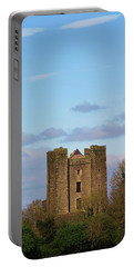 Dunsoghly Castle Portable Battery Charger by Martina Fagan