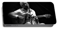 Gilberto Gil   Black And White Portable Battery Charger
