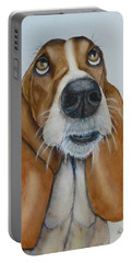 Hound Dog's Pleeease Portable Battery Charger