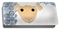 The Blessing Of The Lamb Portable Battery Charger
