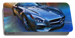 Mercedes-amg Gt S Portable Battery Charger