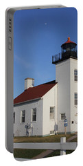 Sand Point Lighthouse Escanaba Portable Battery Charger