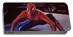 Spiderman 2  Portable Battery Charger