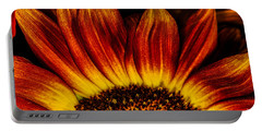 Sun Rise Sunflower Portable Battery Charger