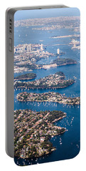 Sydney Vibes Portable Battery Charger by Parker Cunningham