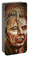 Tribute To David Portable Battery Charger