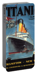 0065186 Portable Battery Charger by Titanic