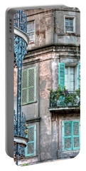 0254 French Quarter 10 - New Orleans Portable Battery Charger