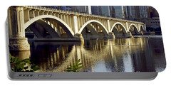 0333 3rd Avenue Bridge Minneapolis Portable Battery Charger