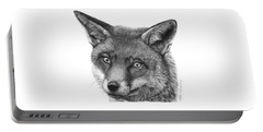 044 Vixie The Fox Portable Battery Charger