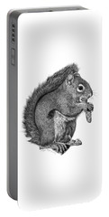 058 Sweeney The Squirrel Portable Battery Charger