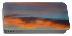 06-06-2017 9.07 Pm  Portable Battery Charger by Lyle Crump