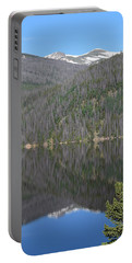 Chambers Lake Reflection Hwy 14 Co Portable Battery Charger