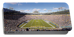 0991 Lambeau Field Portable Battery Charger