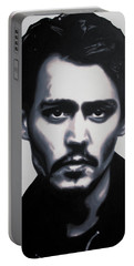 - Johnny - Portable Battery Charger by Luis Ludzska