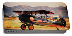 1926 Stearman Speedmail Portable Battery Charger