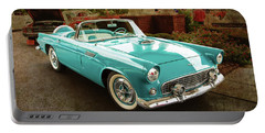 1956 Ford Thunderbird 5510.04 Portable Battery Charger