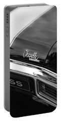 1970 Chevrolet Chevelle Ss 396 Portable Battery Charger