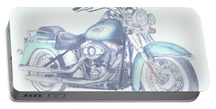 2015 Softail Portable Battery Charger