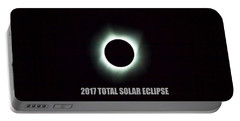2017 Total Solar Eclipse Portable Battery Charger