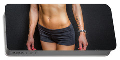 Abdominal Muscles Portable Battery Charger