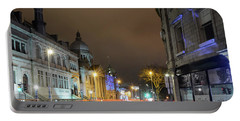 Aberdeen At Night Portable Battery Charger