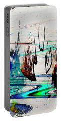 Abstract 1001 Portable Battery Charger