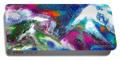 Abstract 10115a Portable Battery Charger