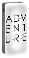 Adventure  Portable Battery Charger
