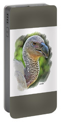 African Griffon Vulture Portable Battery Charger
