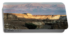 Portable Battery Charger featuring the photograph After Rain Colors 02 by Arik Baltinester