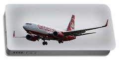 Airberlin Boeing 737 Portable Battery Charger