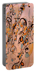 All That Jazz Portable Battery Charger