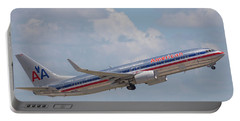 American Airlines Portable Battery Charger