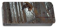 American Woodcock Behavior Portable Battery Charger