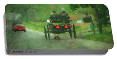 Amish Ladies Of Lancaster County Portable Battery Charger
