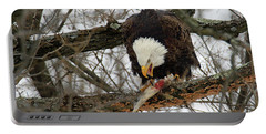 An Eagles Meal Portable Battery Charger by Brook Burling