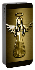 Angel Collection Portable Battery Charger