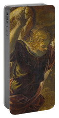 Angel From The Annunciation To The Virgin Portable Battery Charger