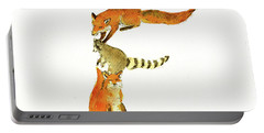 Animal Letter Portable Battery Charger