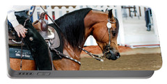 Arabian Show Horse 3 Portable Battery Charger