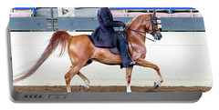 Arabian Show Horse 4 Portable Battery Charger