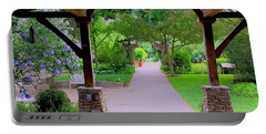 Arboretum Shelter And Walk Portable Battery Charger